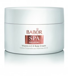 BABOR Spa Shaping vitaminksa krema za telo