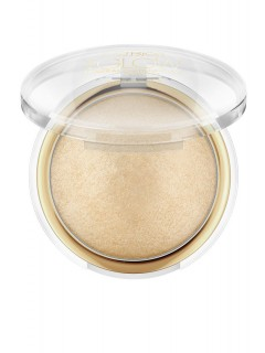 Catrice Kompaktni osvetljevalec high glow mineral highlighting odt. 020 gold dust
