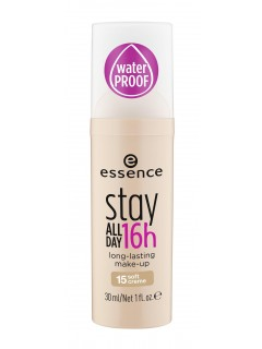 essence Tekoči puder stay all day odt. 15 soft creme