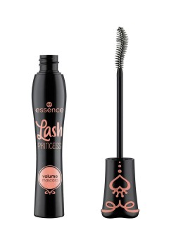 essence Črna maskara lash princess