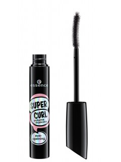 essence Črna maskara super curl volume eye-opening