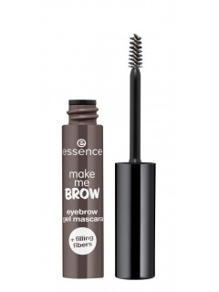 essence Gel maskara za obrvi make me brow odt. 02 browny brows