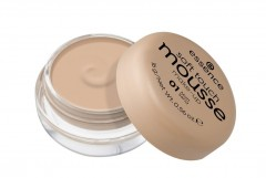 essence Puder v peni soft touch odt. 01 matt sand