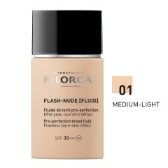 Filorga Flash Nude fluid 01 beige