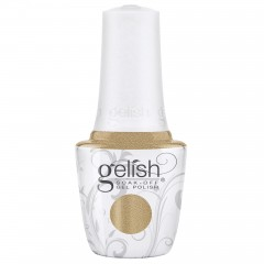 Gelish Gel Gilded in Gold