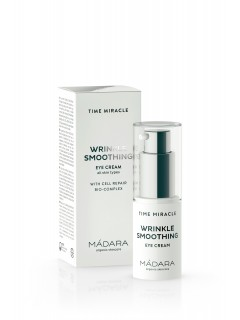 Madara Time Miracle Wrinkle smoothing krema za področje okrog oči