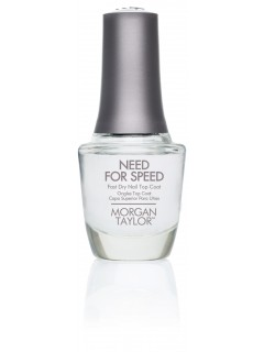 Morgan Taylor MT NEED FOR SPEED FAST DRY TOP COAT