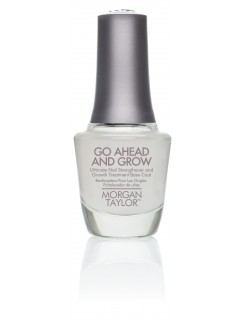 Morgan Taylor MT GO AHEAD AND GROW FORTIFYING TREATMENT BASE COAT