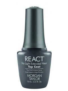 Morgan Taylor MT REACT TOP COAT