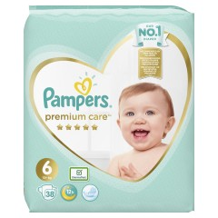 Pampers Pampers Premium Care Vel. 6, 13 kg+