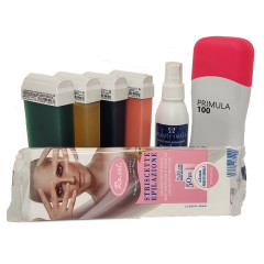 Profiwax Depilacijski paket Roll-on Basic