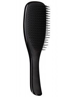 Tangle Teezer The Wet Detangler Hairbrush - Midnight Black