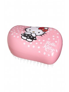 Tangle Teezer Compact Styler Detangling Hairbrush - Hello Kitty Pink