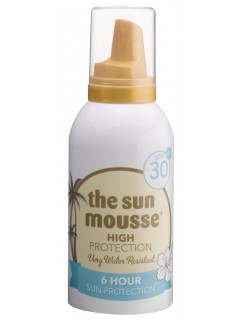 The Sun Mousse Pena za sončenje SPF30